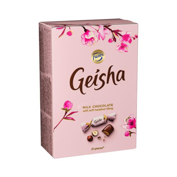 Geisha kommikarp 150g