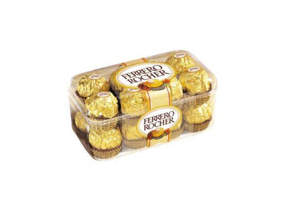 Ferrero Rocher kommikarp